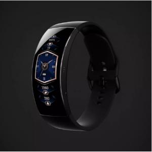 Amazfit X 曲面屏手錶 黑體輻射 標配