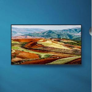 小米全面屏電視65英寸E65A